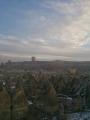 2013年12月 気球からの夜明け
