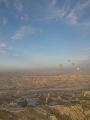 2013年12月 カッパドキアの空の気球たち