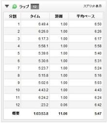 走りつづける RUN ニャー-7.27rap