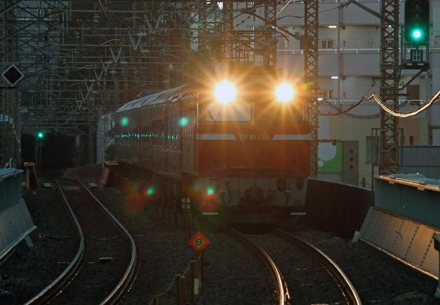 EF81 武蔵浦和