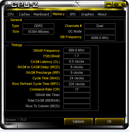 CPU Z H97 3