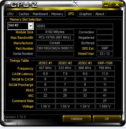 CPU Z H97 4