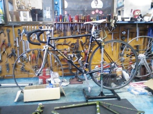 自転車の 自転車 ギヤ 交換 : ... 菊地サイクルのブログ 自転車