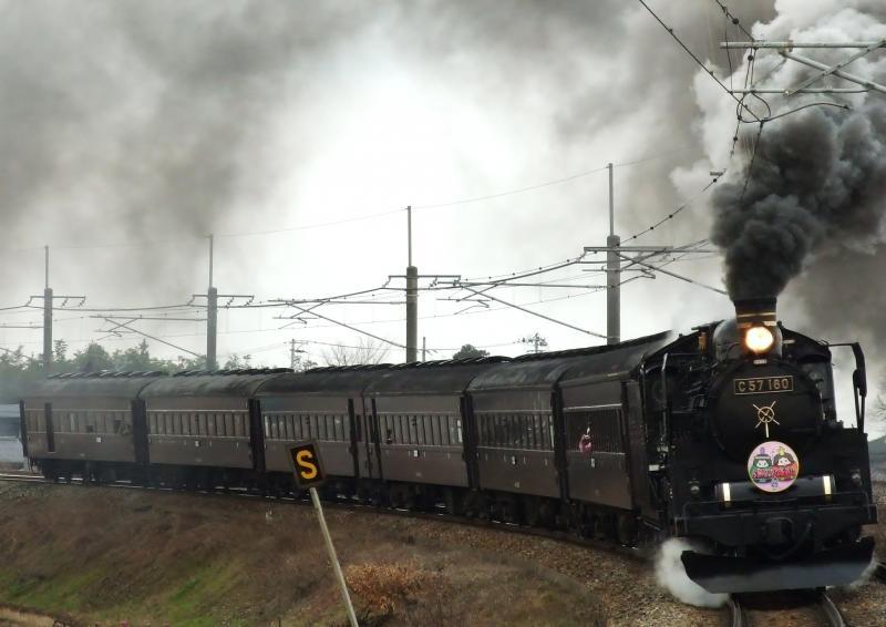 2014/03/23 白新線 (黒山-佐々木) 稲荷踏切