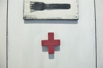 赤十字マーク①
