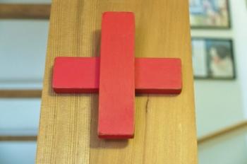 赤十字マーク③