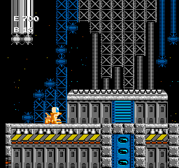 Air Fortress NES 03