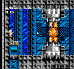 Air Fortress NES 05