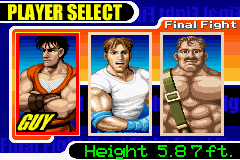 Final Fight One 01