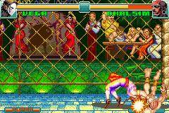 Super Street Fighter II X Revival GBA 03