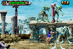 Altered Beast GBA 01