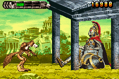 Altered Beast GBA 02