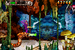 Altered Beast GBA 06