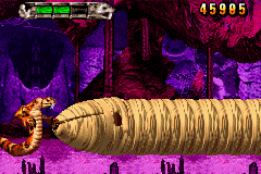 Altered Beast GBA 07