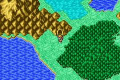 Final Fantasy I II GBA 01