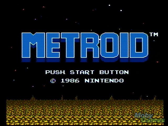 Metroid NES 00