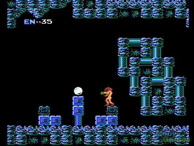 Metroid NES 01