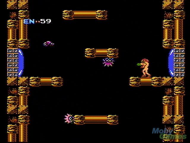 Metroid NES 02