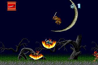 Ninja Spirit PCE 06