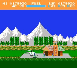 Choplifter NES 06