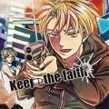 Keep the faith ジャケ