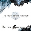 The night before halationジャケ