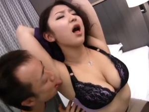 巨乳マダムの体はむっちムチ!妻々フェロモン満載SEX!
