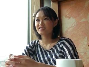 24歳の専業主婦な若妻が日頃のストレスをSEXで解消