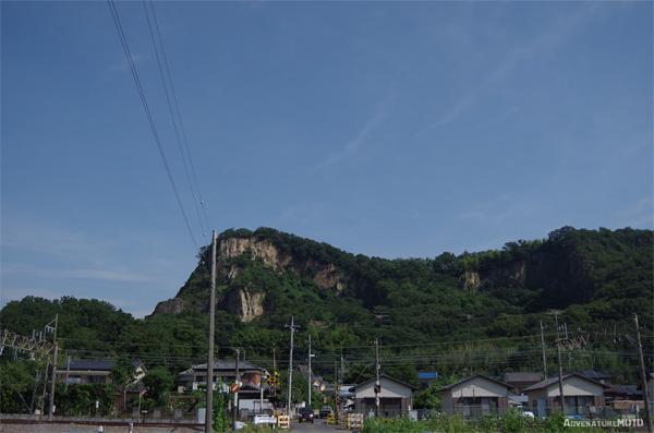 『みちのく1周ツー』 岩舟山