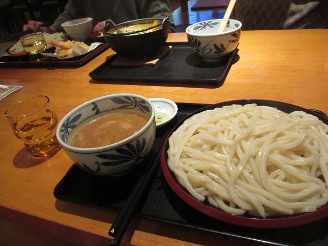 20140311・うどん久兵衛・鴨汁セール