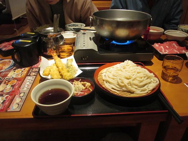 20140324・夕食・うどん久兵衛