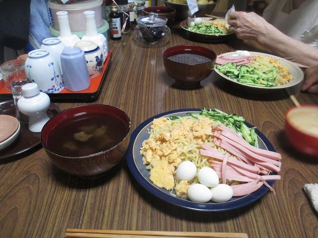 20140708・夕食