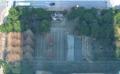 展望室から見る東池袋中央公園
