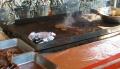 イカ焼きの鉄板
