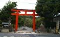 吉田神社・一の鳥居