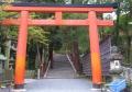 吉田神社・二の鳥居