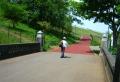 狭山公園、上は多摩湖