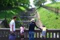 階段状の川①