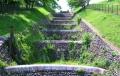 階段状の川②