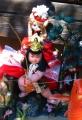 金太郎と西洋人形