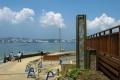 海軍港の碑