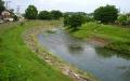 松柳橋から見る柳瀬川
