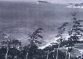 昭和25年ごろの小坪漁港