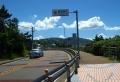 標識の先は横須賀市