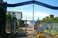 米軍のゲート