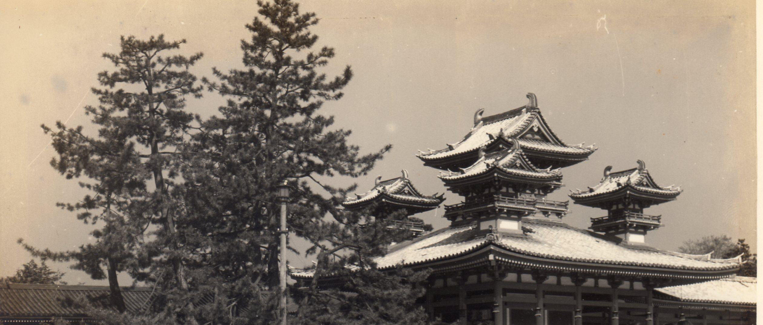 中学校修学旅行・平安神宮