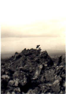 浅間山・鬼押し出し(昭和32年 ・1957年)②257