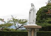 トラピスチンヌ修道院・聖テレジア像
