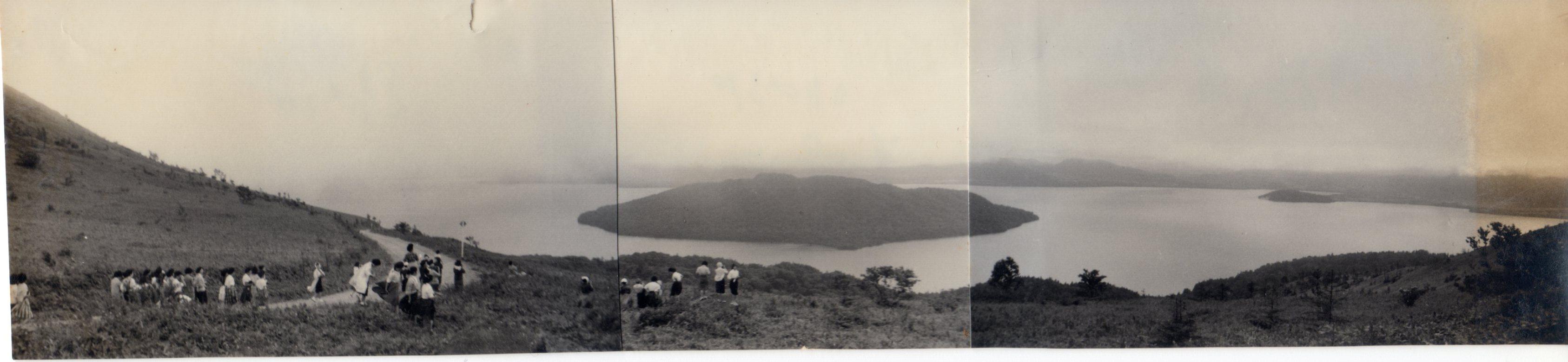 北海道美幌峠パノラマ・1960年293