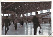 昭和31年東京スケートリンク(歌舞伎町振興組合より)